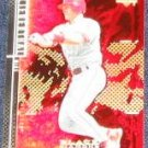 2000 UD Black Diamond Mike Lieberthal #80 Phillies