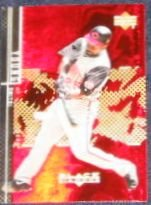 2000 UD Black Diamond Dmitri Young #85 Reds