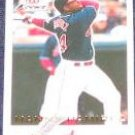 2001 Fleer Focus Manny Ramirez #2 Indians