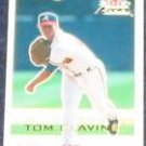 2001 Fleer Focus Tom Glavine #51 Braves