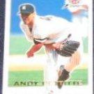2001 Fleer Focus Andy Pettitte #66 Yankees