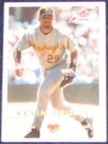 2001 Fleer Focus Kevin Young #25 Pirates