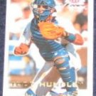 2001 Fleer Focus Todd Hundley #27 Dodgers