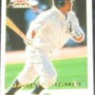 2001 Fleer Focus Jason Giambi #37 Athletics