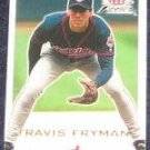 2001 Fleer Focus Travis Fryman #34 Indians
