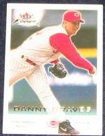 2001 Fleer Focus Danny Graves #55 Reds