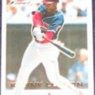 2001 Fleer Focus Kenny Lofton #54 Indians