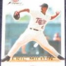 2001 Fleer Focus Eric Milton #77 Twins