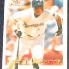 2001 Fleer Focus Geoff Jenkins #71 Brewers