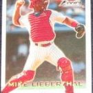 2001 Fleer Focus Mike Lieberthal #91 Phillies