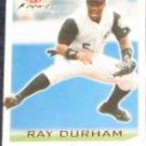 2001 Fleer Focus Ray Durham #116 White Sox