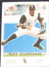 2001 Fleer Focus Ray Durham #116 White Sox
