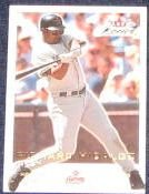 2001 Fleer Focus Richard Hidalgo #160 Astros