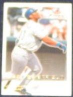 2001 Fleer Focus Gary Sheffield #173 Dodgers