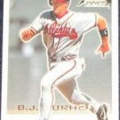 2001 Fleer Focus B.J. Surhoff #180 Braves