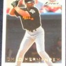 2001 Fleer Focus Chad Hermansen #188 Pirates
