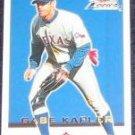 2001 Fleer Focus Gabe Kapler #194 Rangers