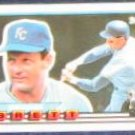 1989 Topps Big George Brett #46 Royals