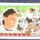 1989 Topps Big Roger Clemens #42 Red Sox
