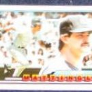 1989 Topps Big Don Mattingly #50 Yankees