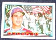 1989 Topps Big Robin Ventura #65 White Sox