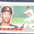 1989 Topps Big Roberto Alomar #102 Padres