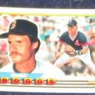 1989 Topps Big Wade Boggs #241 Red Sox
