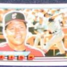 1989 Topps Big Carlton Fisk #24 White Sox