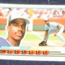 1989 Topps Big Fred McGriff #15 Blue Jays