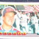 1989 Topps Big Jim Abbott #322 Angels