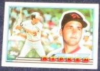1989 Topps Big Billy Ripken #27 Orioles