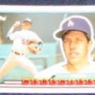 1989 Topps Big Orel Hershiser # 1 Dodgers