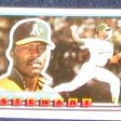 1989 Topps Big Dave Stewart #101 Athletics