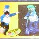 1993 UD Fun Pack B.J. Birdy Mascot #4 Blue Jays
