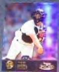 01 Topps Gold Label Cl 1 Jorge Posada #56 Yankees
