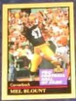 1991 Hall of Fame Mel Blount #15