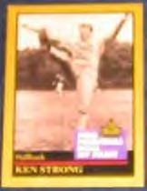 1991 Hall of Fame Ken Strong #132