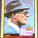 1991 Hall of Fame Tom Landry #80