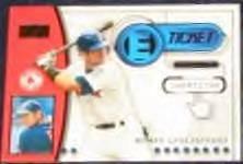 2000 Skybox E-Ticket Nomar Garciaparra #3 Red Sox
