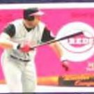 2001 Fleer Tradition Lumber Co. Sean Casey #16 Reds
