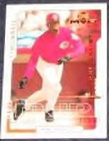2000 UD MVP Checklist Ken Griffey Jr. #218 Reds