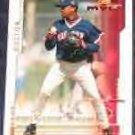 2000 UD MVP Pedro Martinez #181 Red Sox
