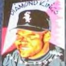 1995 Donruss Diamond Kings Frank Thomas #DK1 White Sox