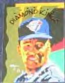 1995 Donruss Diamond Kings Joe Carter #DK9 Blue Jays