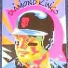 1995 Donruss Diamond Kings Matt Williams #DK12 Giants