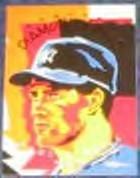 1995 Donruss Diamond Kings Paul O'Neill #DK7 Yankees