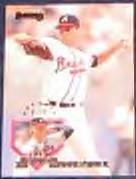 1995 Donruss Tom Glavine #248 Braves