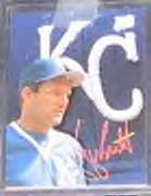 1993 Studio George Brett #25 Royals
