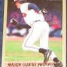 1994 Fleer Prospects Chipper Jones #18 Braves