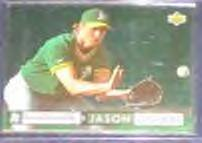 1994 Upper Deck Prospects Jason Giambi #525 Athletics